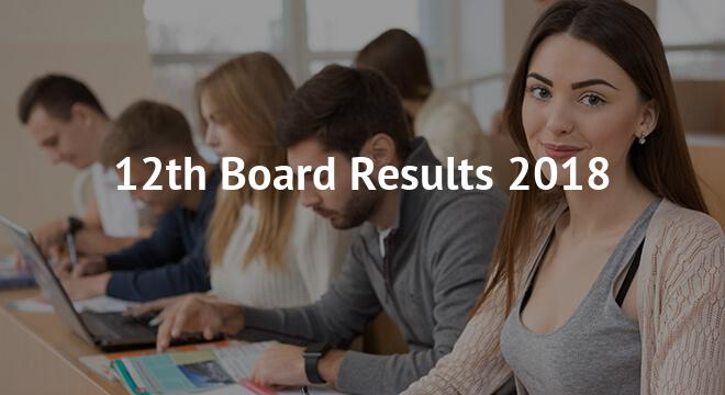 12th Board Results 2018