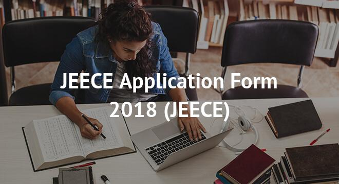 JEECE Application Form 2018