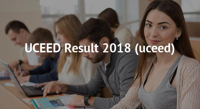 UCEED Result 2018