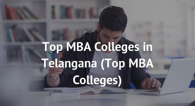 Top MBA Colleges in Telangana