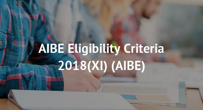 aibe sample papers 2018 check here