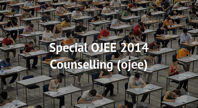 Special OJEE 2014 Counselling