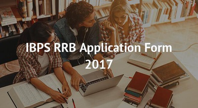 IBPS RRB Application Form 2017