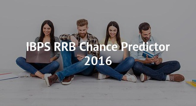 IBPS RRB Chance Predictor 2016