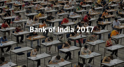 Bank of India 2017