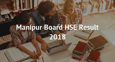Manipur Board HSE Result 2018