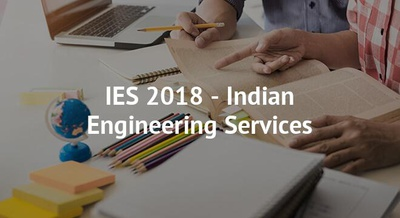 IES 2018 - Indian Engineering Services