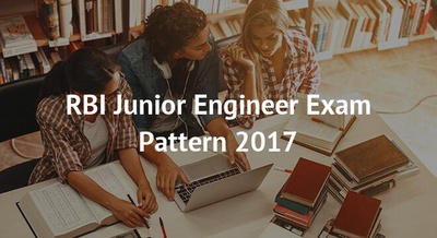 RBI Junior Engineer Exam Pattern 2017