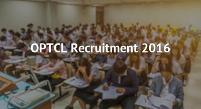 OPTCL Recruitment 2016